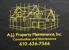 AJJ Property Maintenance, Inc.